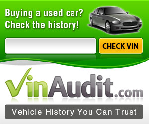 Vinaudit - Vehicle History Reports